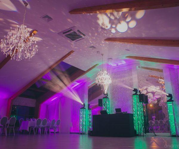 Special receptions