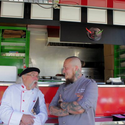 PHOTOREPORT/ Third Polish nationwide Chefs and Cooks' Rally – Krakow 2017