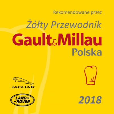 """LA ROSSA  AND OUR CHEF"" IN THE YELLOW GUIDE ""GAULT & MILLAU 2018"" – WE HAVE GOT A HAT!!!"