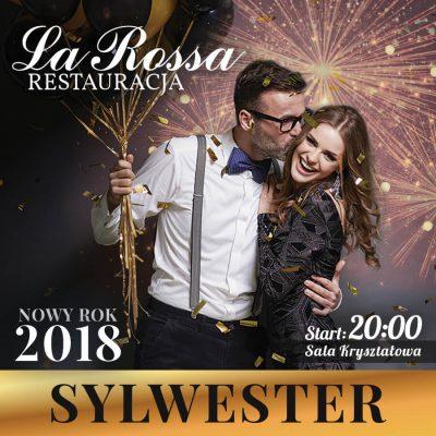 Sylwester w Restauracji La Rossa