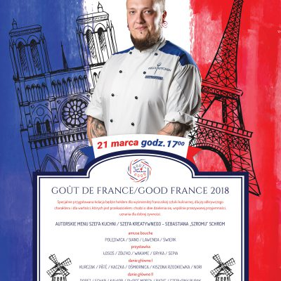 VIDEO AND PHOTOGRAPHY / Goût de France / Good France 2018 – great celebration of French cuisine