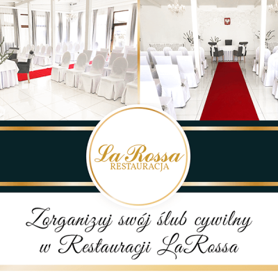 Ślub cywilny w La Rossa