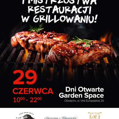VIDEO AND PHOTOREPORT / I RESTAURANT CHAMPIONSHIPS IN GRILLING – WE HAVE SECOND PLACE !!! – OŚWIĘCIM 2019
