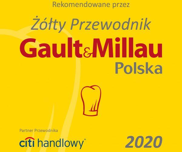 GAULT & MILLAU 2020 - POLSKA